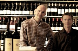 Søren and Jesper Danielsen, Brdr.D's Vinhandel