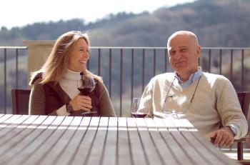 Sabina og Peter Heilbron