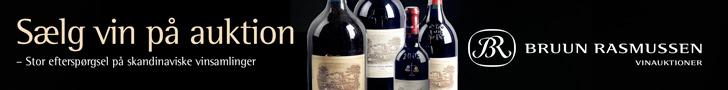 Bruun Rasmussen: Sælg Vin på Auktion