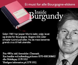 Inside Burgundy af Jasper Morris - Bestil bogen nu