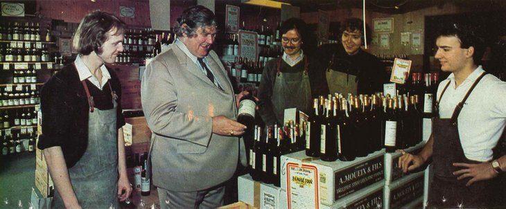 sørensen vinhandel