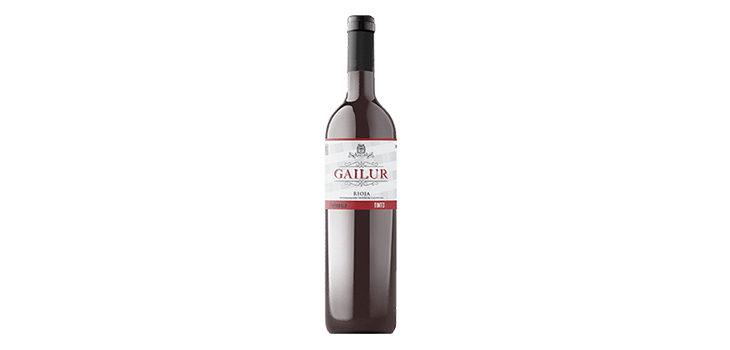 Gailur, Rioja, Tempranillo, Graciano, Spanien