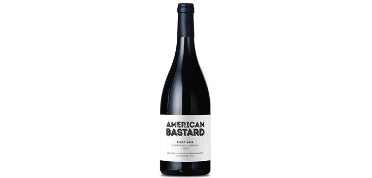 American Bastard 2014, Pinot Noir, Oregon, USA