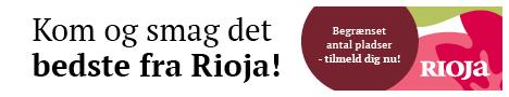 Kom og smag de bedste fra Rioja